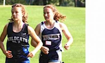 Salentiny finishes third at Mountain Lake CC Meet