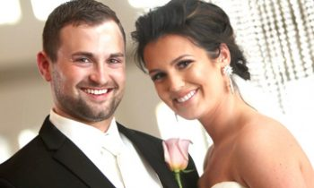 Weber-Stenzel said vows on March 19